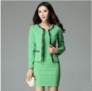 Ladies Dress Suit Tulips Clothing