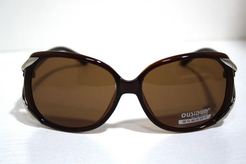 2018 Butterfly Luxury Large Size Drivers Tac Enhanced Polarized Polaroid Ed Fishing Uv 400 Women Sunglasses