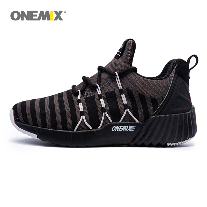ONEMIX Men Running Shoes Breathable Boy Weaving Sport Sneakers Unisex Shoes Increasing height Women Jogging Walking Shoes  1198