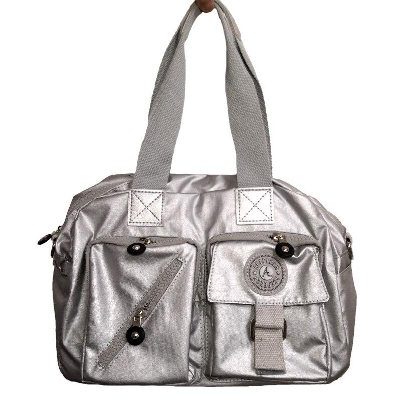 Sac à bandoulière décontracté pour femme sacs Designer Bolsa Feminina imperméable Nylon sacs à bandoulière sac à main Floral