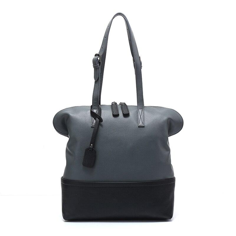 DeDo doux véritable cuir véritable femmes Hobo sac en cuir marque travail sac à main femmes seau sac chaîne sac à main élégant sacs à bandoulière