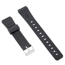 16mm Siliconen Rubber Horloge Band Strap Fit voor Casio G Shock Vervanging Black Waterdichte Horlogebanden Accessoires(China)