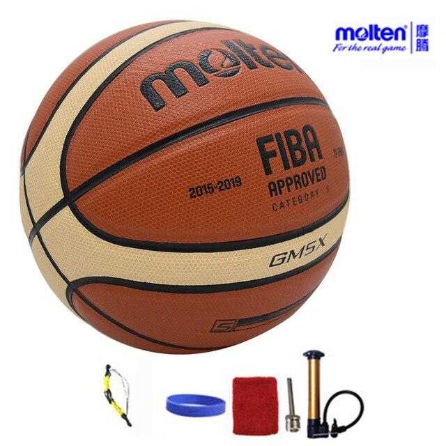 876f920a56e ... 5 indoor Basketball From weixunsports Store. original molten basketball  ball GM5X BGM5X 2017 NEW High Quality Genuine Molten PU Material Official  Size