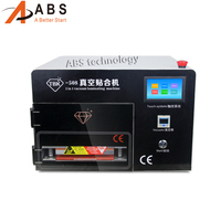 Multifunction OCA Vacuum Laminating Machine+Autoclave Bubble Remover with Touch Screen, Built in Pump+Compressor phone repair