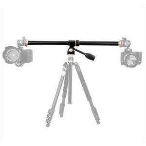 """Image 5 - 61 cm/24 """"Tripod Boom Çapraz Uzatma Kol Yatay Çubuk kamera yatağı Dönebilen Çok Açı Merkezi Sütun Tripod tüp Aksesuarı"""