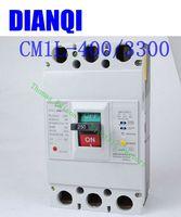 CM1L 400 3300 MCCB 200A 250A 315A 350A 400A Molded Case Circuit Breaker CM1L 100 Moulded