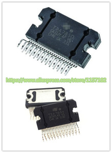 Image 1 - TDA7854 amplifier chip TDA7850 47W x 4 generations ZIP 25 new original In Stock