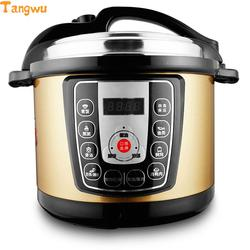 Free shipping 5L  multifunctional household 5 liters special authentic Electric Pressure Cookers