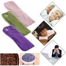 цена на OOTDTY Yoga Eye Pillow Silk Cassia` Seed Lavender Massage Relaxation Mask Aromatherapy  Eye Pillow