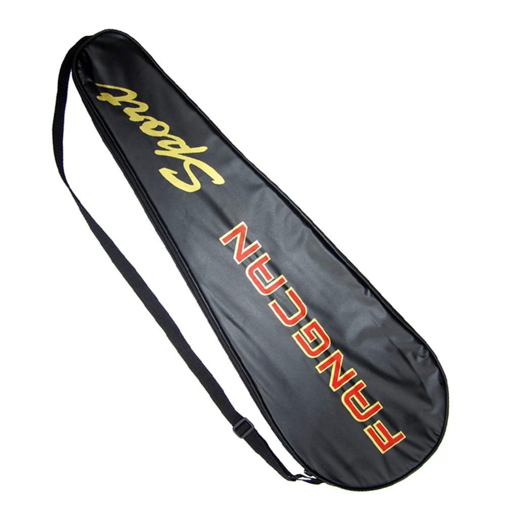 Badminton Racket Cover Equipment Bag Holder Case Pouch for Women Men Junior Kids