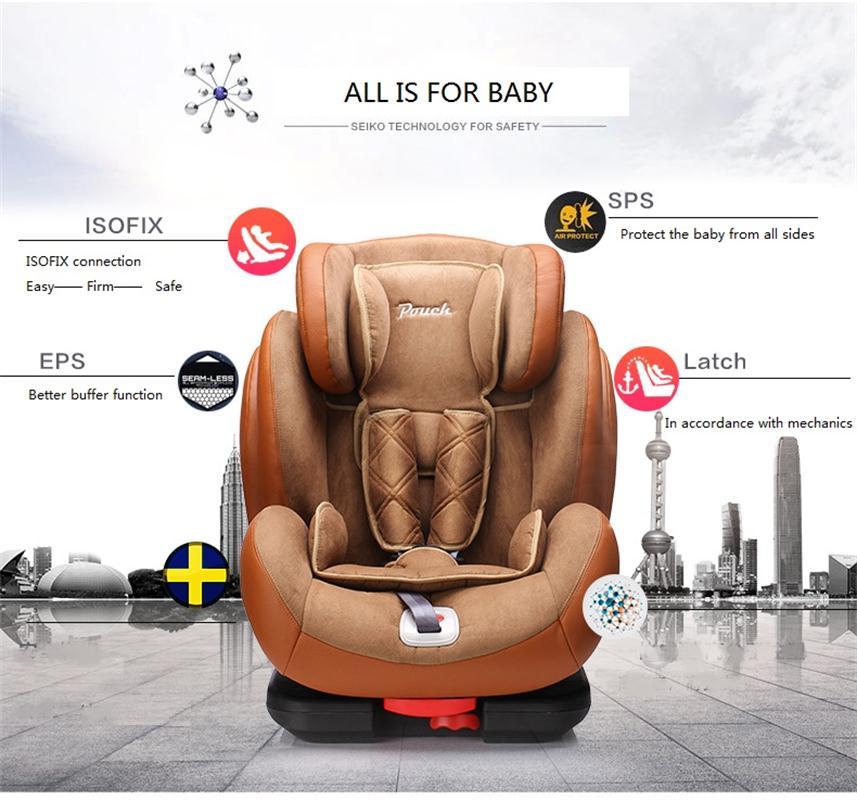 Baby Car Seat KS02 Second Generation ECE Safety Seats Silla De Auto Para Bebe Child Bebek Oto Koltuk Cadeira In