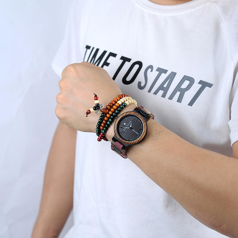 wooden watches for men bobo bird wrist watch (32)