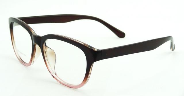 Marca Designer Óculos Frames frame ótico óculos qualidade Original óculos de armação vidros do olho do vintage Da Moda Dos Homens/Mulheres 8003
