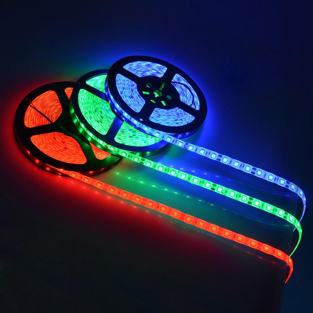 Darmowa wysyłka 5 M IP65 wodoodporna 5050 300leds SMD taśmy RGB + - Oświetlenie LED - Zdjęcie 2