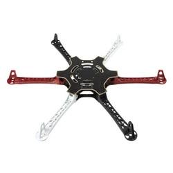 RC F550 Hexacopter FPV Hexa Copter Frame Support APM PIX / KK / MK / MWC for DJI Flamewheel F550 HJ550
