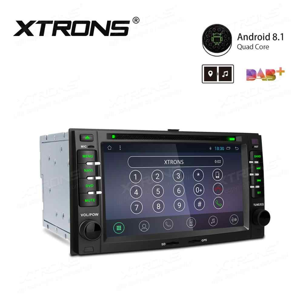 "6.2 ""Android 8.1 OS Mobil DVD Multimedia Navigasi GPS Radio untuk Kia Carnival 2006-2014 & Sorento 2003 -2009 & Eurostar 2007-2011"