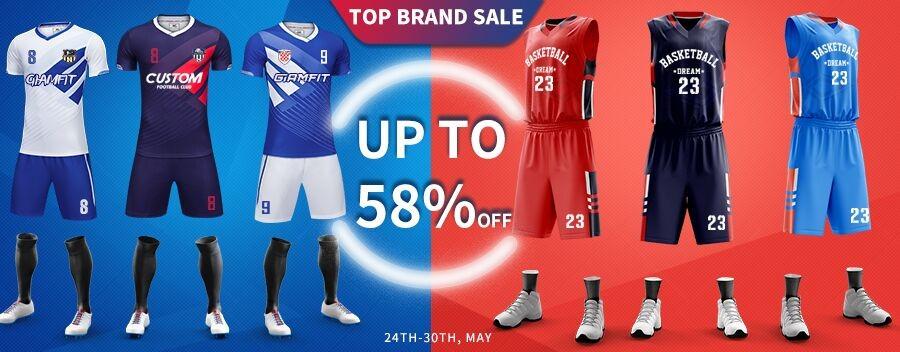 men basketball uniform set