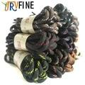 YJRVFINE 2 Pair/Lot  Length Dia. 0.4CM 10 Colors Shoe Accessories Polyester Polka Dot Round Elastic Leather Shoelaces Shoe Laces
