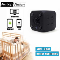 WJ03 HD 1080P Wireless Baby Monitor Smart WiFi Video CCTV Camera Home Security Surveillance Camera mini camera