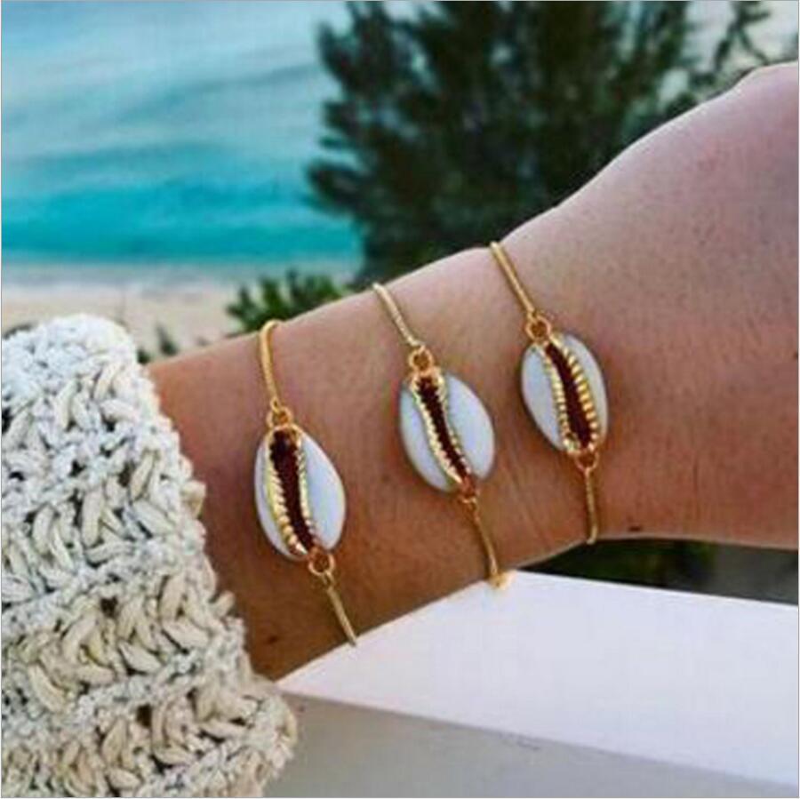 Shell Bracelet Bangle...