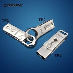 Smare Type-C OTG USB 3.0 فلاش حملة 32 جيجابايت 16 جيجابايت 64 جيجابايت القلم محرك هاتف ذكي ذاكرة صغيرة USB عصا Type-C 3.1 المزدوج المزدوج التوصيل