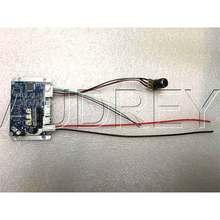 цена на 3 phase brushless DC motor driver 24V/48V DC brushless blower driver Brushless motor controller panel Motor control board PWM