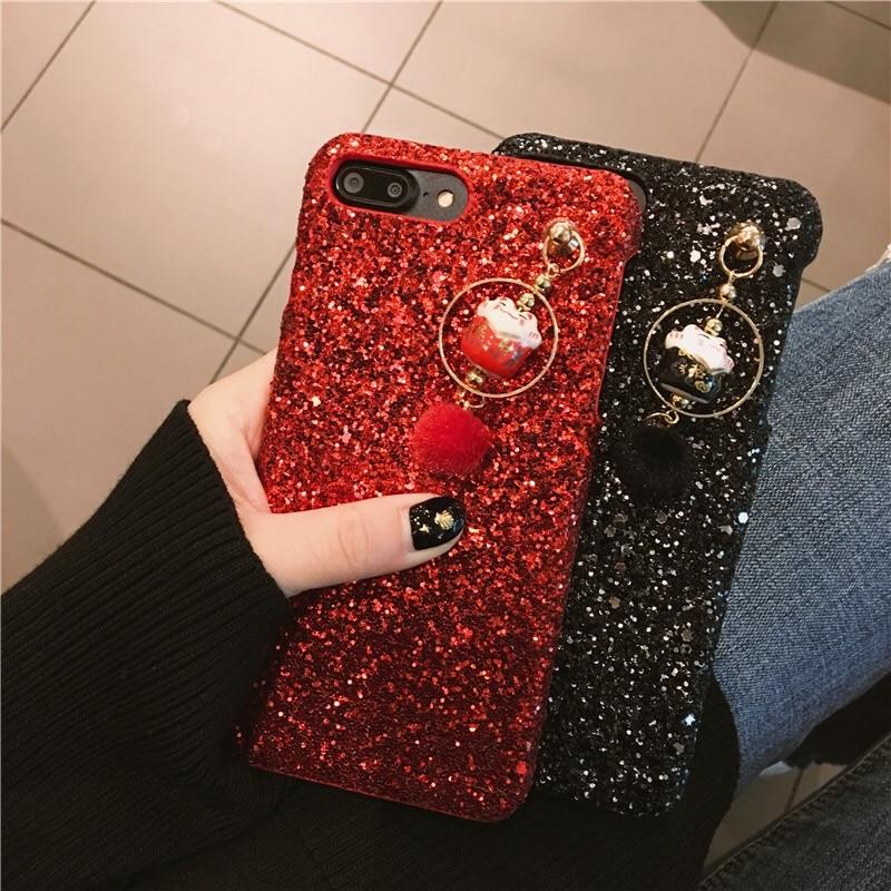 brand new 2bfb3 c7814 Mobile Phone Cases For Vivo V5S Back Covers For Vivo V5 Cute Cat ...