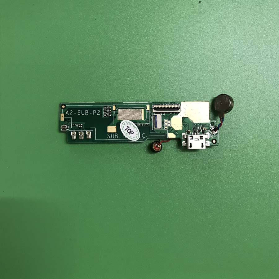 In Stock 100% Original Test Working For ViewSonic V500 REPLACEMENT repair parts vibrate motor microphone board Dock