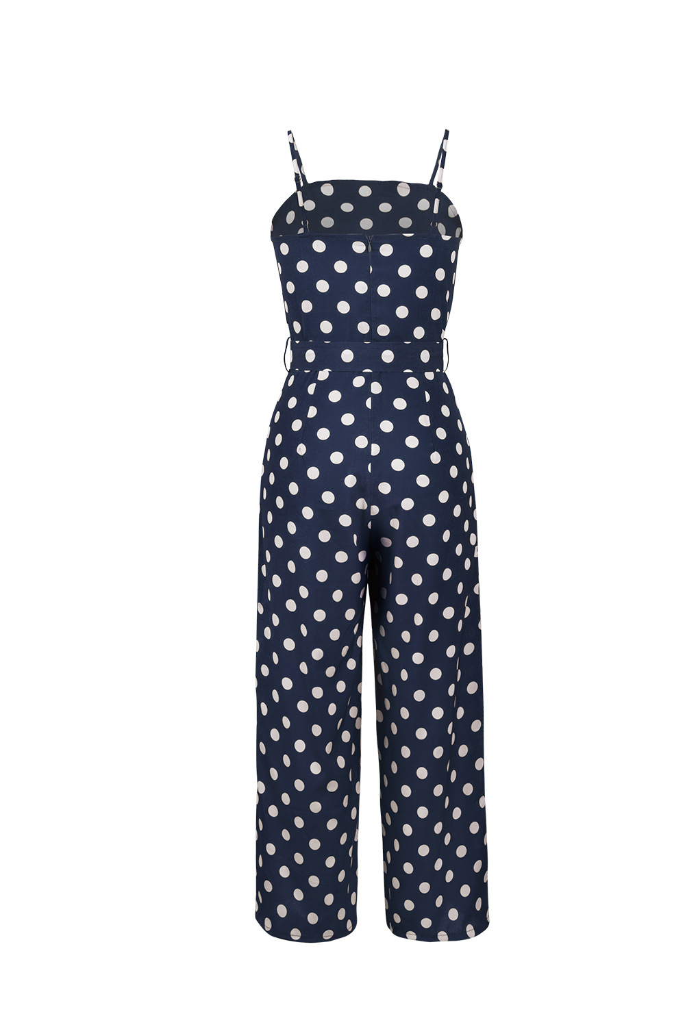 HTB16DkQbjDuK1Rjy1zjq6zraFXae - Women Rompers summer long pants elegant strap woman jumpsuits polka dot plus size jumpsuit off shoulder overalls for womens