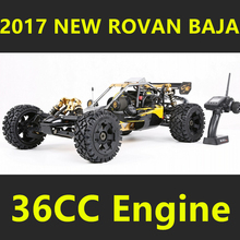 2017 New Style Rovan Baja 5B 360 with 36cc Engine Walbro 1107 Gas Rc Car
