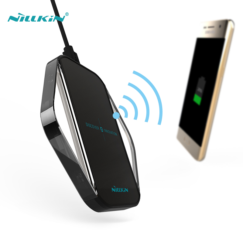 5V 2A Nillkin QI Wireless Charger Charging Pad Original for samsung galaxy s6 S6 Edge S7