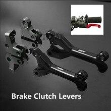 CNC Pivot Brake Clutch Lever For YAMAHA WR250 WR 250 2003-2009 WR250F WR450F WR 250F WR 450F 2001-2015 2014 2013 2012 Motorcycle 2pair motorcycle disk for aprilia mxv 450 rm z 250 front brake pad for kawasaki kx 250 yamaha wr 250 2003 2013