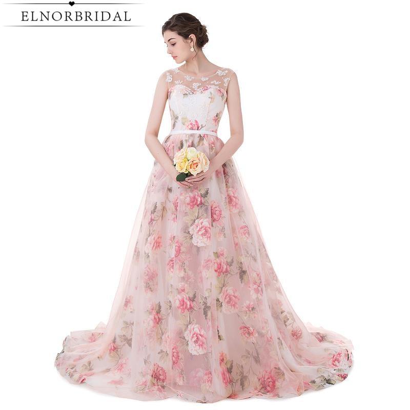 Excepcional Más El Tamaño De Color Rosa Vestidos De Fiesta Ideas ...
