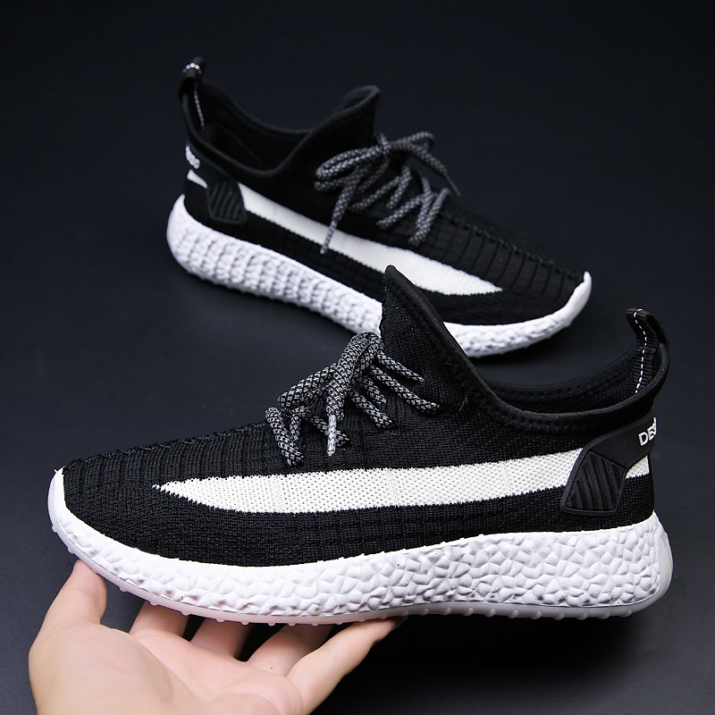 Men Illuminate Running Shoes Thestron 2019 Male Sneakers Mesh Breathable Starry Jogging Shoes Low Top Lace Up Jogging Shoes in Running Shoes from Sports Entertainment