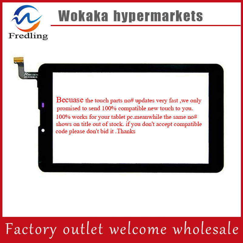 Tempered glass screen+7 Inch Irbis TZ70 4G Capacitive Touch Screen Digitizer Touch Panel Tablet Glass Sensor Replacement new 7 inch tablet pc mglctp 701271 authentic touch screen handwriting screen multi point capacitive screen external screen