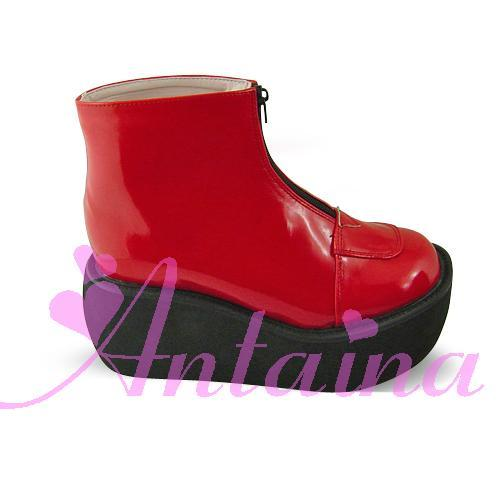 Princess sweet lolita shose Lolilloliyoyo antaina gothic lolita custom lolita shoes elevator platform boots x9631 cosplay shoes fluffy synthetic lolita curly flax mixed gold long side bang capless cosplay wig for women