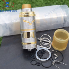 Vapor Giant V6S RTA 23/25mm RTA Rebuildable Tank Atomizer Adjustable Airflow Single/Dual Coil Big Vaporizer v zeus dual/AMMITMTL