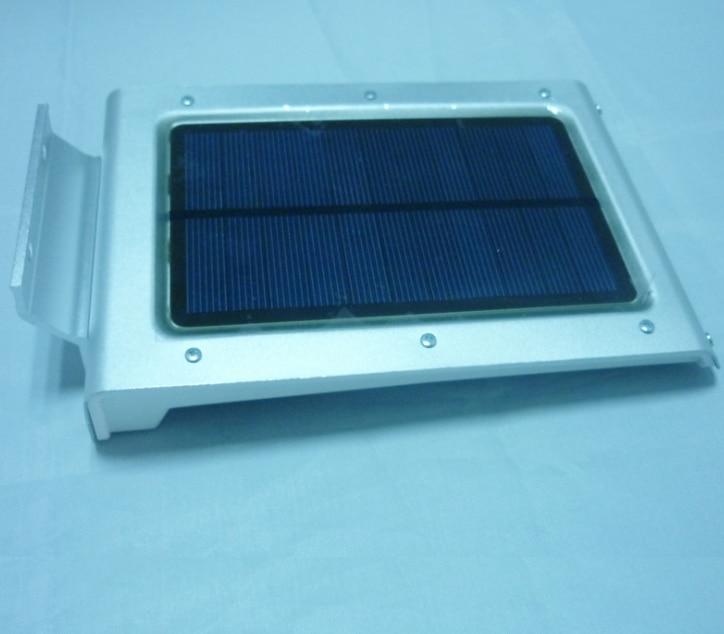 New Version 46LEDs Solar Motion Light Waterproof Led Solar Panel Lamp Outdoor Fence Garden Pathway Wall Lamp Lighting