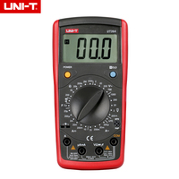 1 Pcs Barnd New UNI T UT39A Palm Size Digital Multimeter Electrical Meter Register Free Shipping