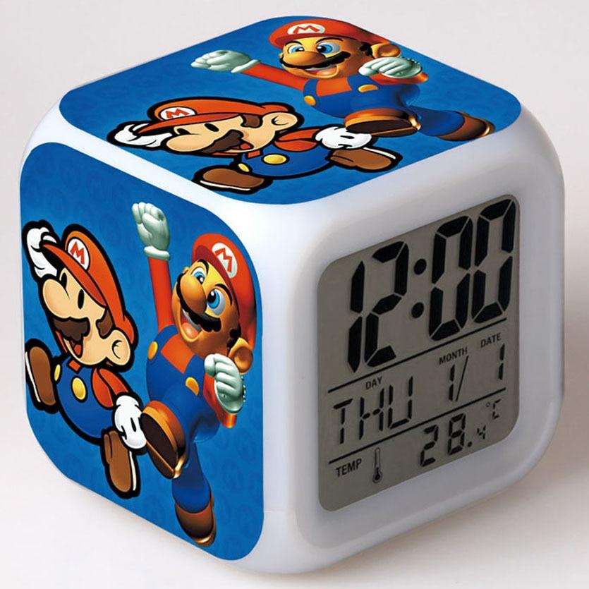 Kids Clock Alarm Unique Alarm Clock