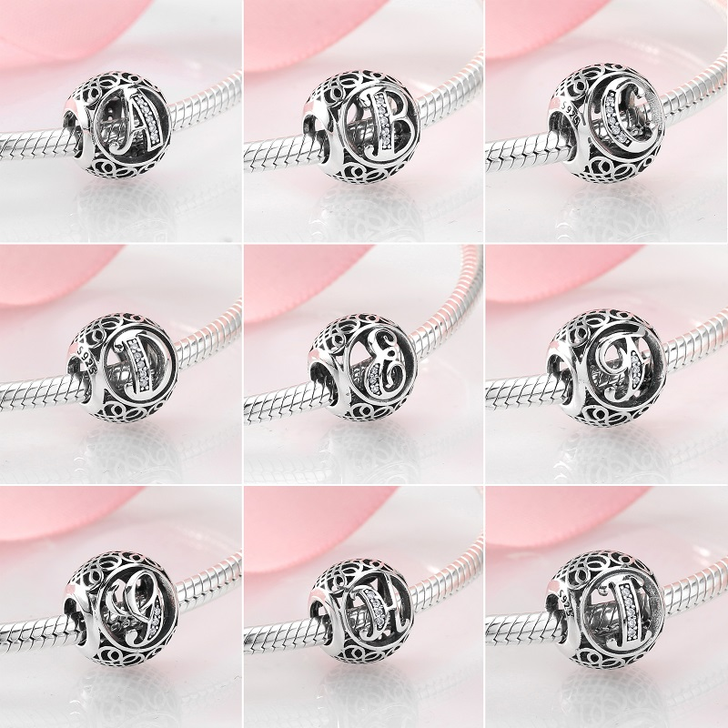10Pcs Tibet Silver Hollow Out Leaf Charm Pendant Beaded Jewelry Findings Pip HIC