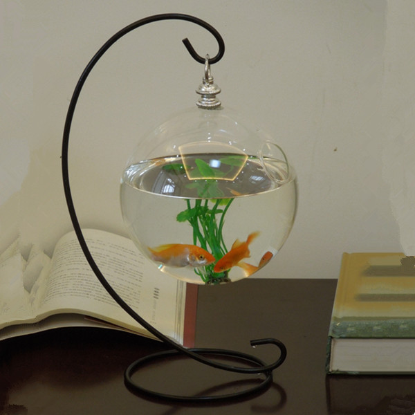 Cm Glass Fish Bowl