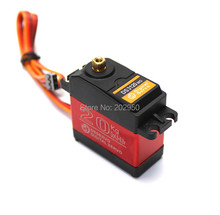 DS3120 20KG High Torque Servo Metal Gear Steering Servo For HSP 1/8 1/10 RC Car 94188 94111 94123 94762 Baja 180 270 Degree