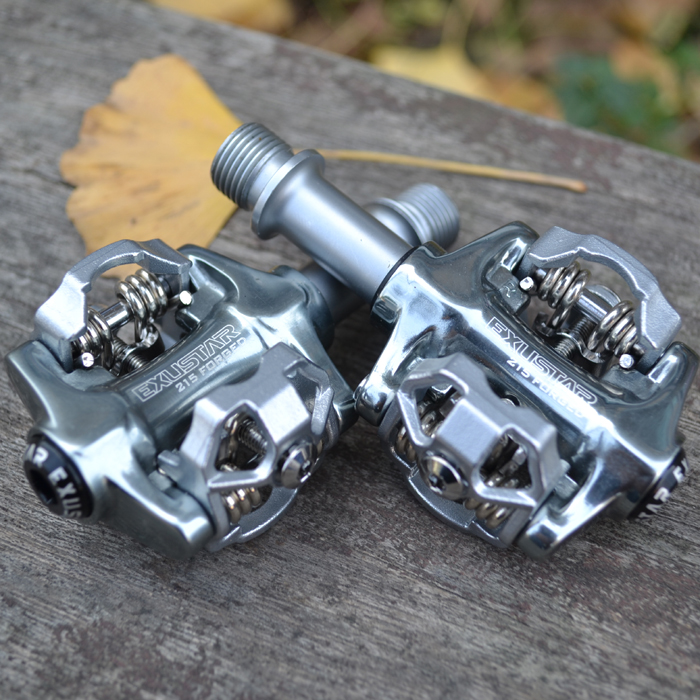 Original Exustar SPD auto lock MTB mountain bike pedal Sealed Bearing Cycling Clipless bicycle pedals E-PM215 безумный день или женитьба фигаро 2018 06 15t19 00 page 3
