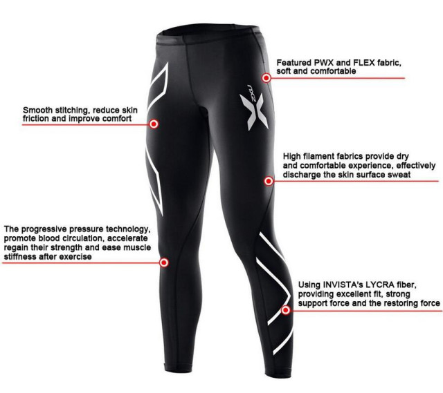 Hot Fitness  Stretchy Slim Leggings