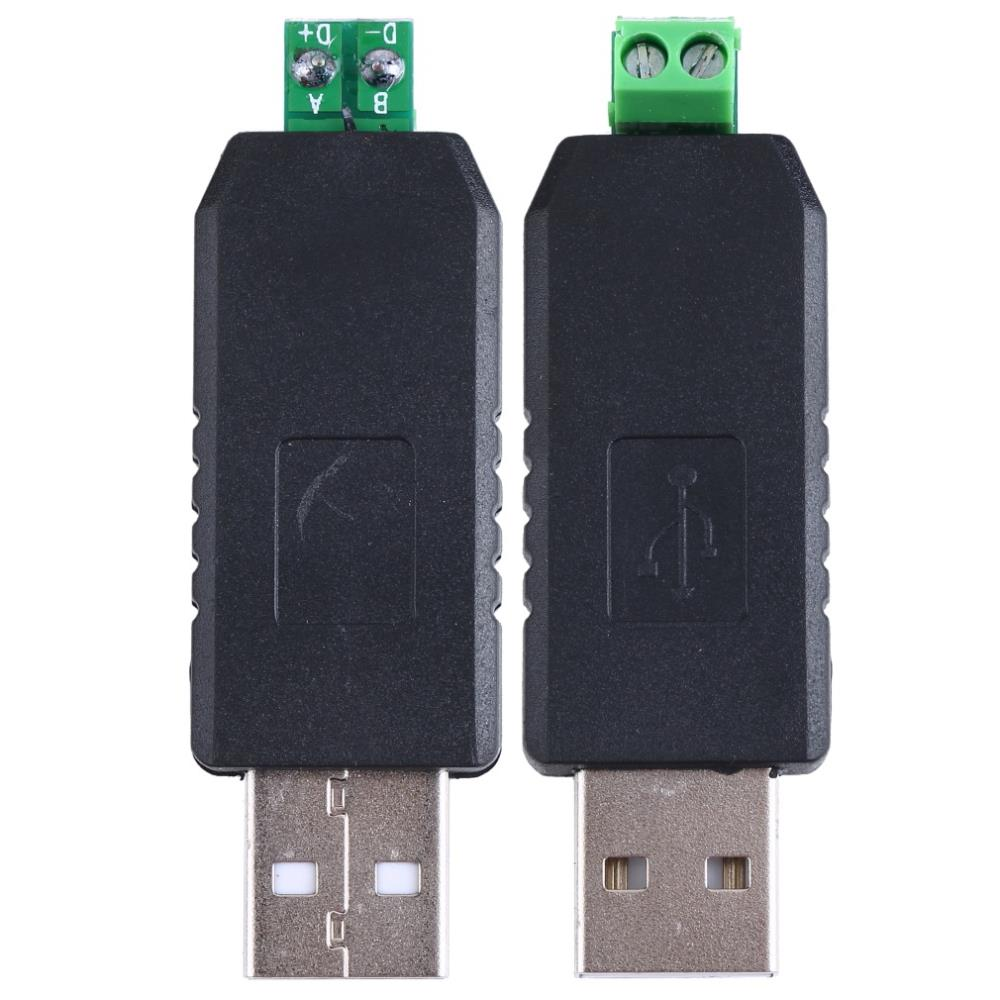 Support Win7 XP Vista Linux USB to RS485 USB-485 Converter Adapter for Mac OS Whoelsale Drop Shipping