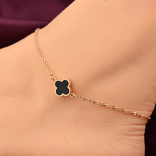 new 2014 rose gold anklet
