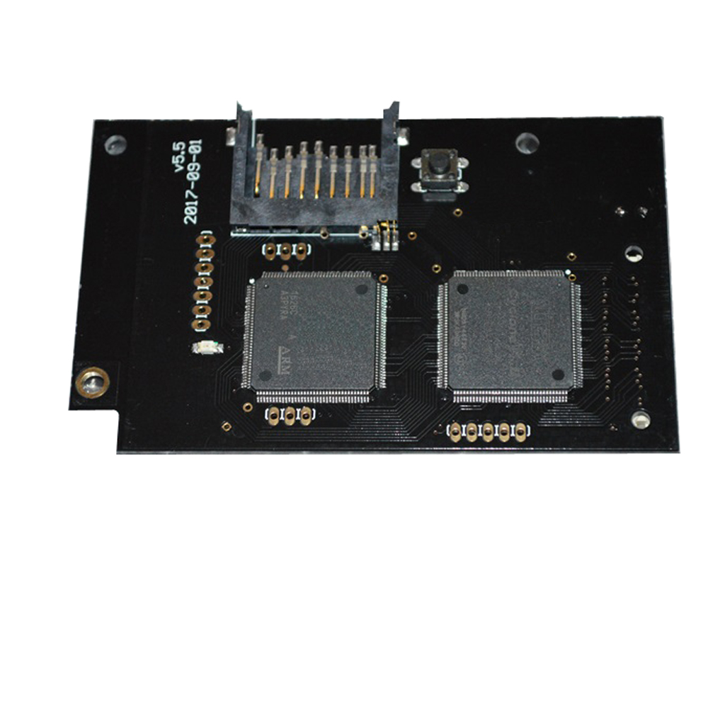 Optical Drive Simulation Board For G-D-E-M-U for Sega for Dreamcast DC Disc Emulator SD Card Free Disk Free Drive Motherboard стоимость