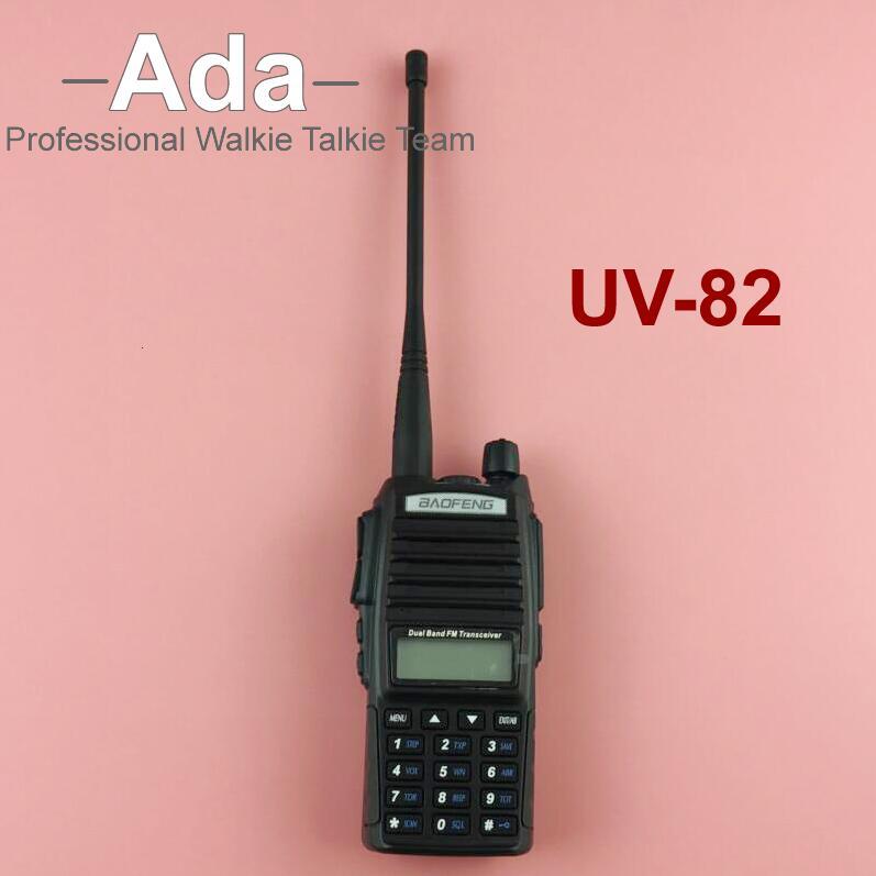 BaoFeng UV 82 Dual Band 136 174 400 520 MHz font b Walkie b font font
