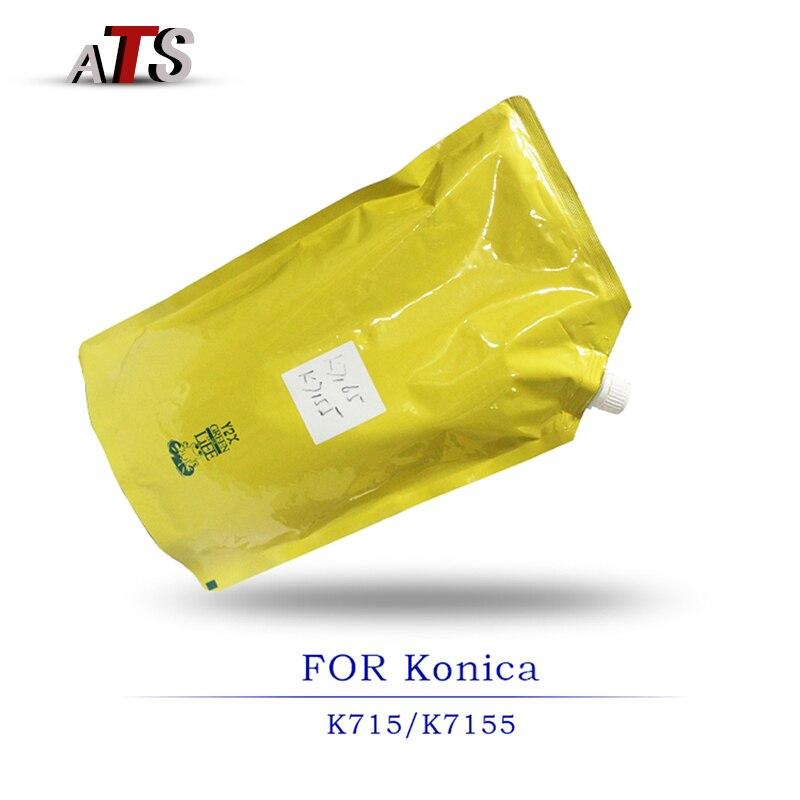 1PCS 1000G Toner For Konica K7165 K715 K7155 copier parts Compatible Toner Powder Photocopy machine printer supplies1PCS 1000G Toner For Konica K7165 K715 K7155 copier parts Compatible Toner Powder Photocopy machine printer supplies